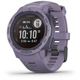 Garmin Instinct Solar GPS Smartwatch, pink